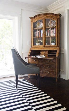 Corner Secretary Desk Foter