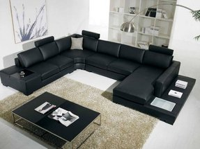 Modern sectional sleeper 7