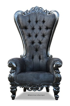 Rococo chair 12