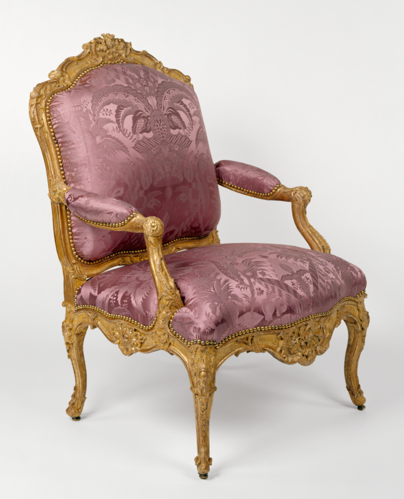 Ordinaire Rococo Chair 6