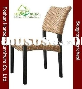 Seagrass dining chairs 2