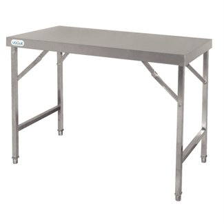 Stainless Steel Folding Tables Foter - 6ft stainless steel table