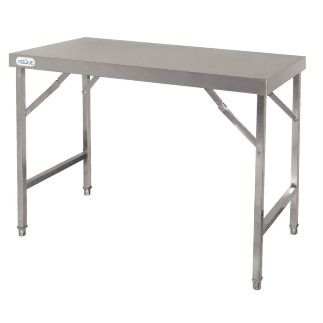 Merveilleux Stainless Steel Folding Tables   Ideas On Foter