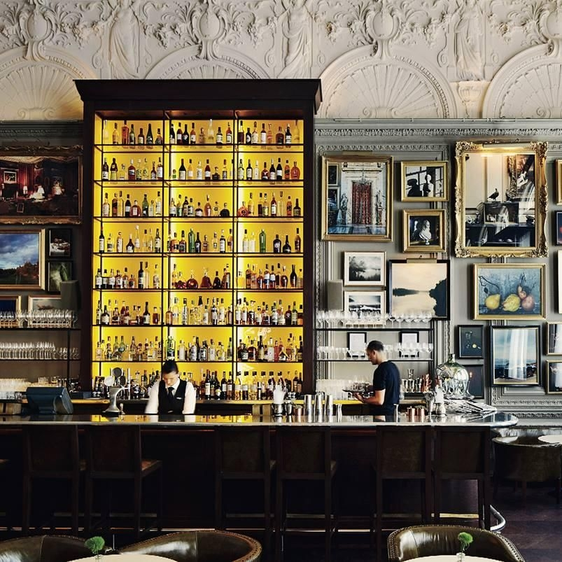 Exceptional Wall Bar Ideas