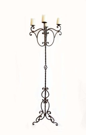 Wrought Iron Candle Stands Ideas On Foter