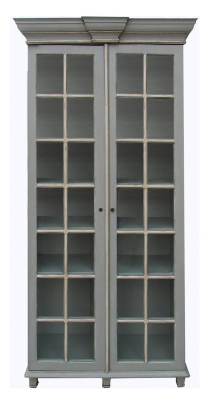 Attrayant Buffet Cabinet With Glass Doors 3
