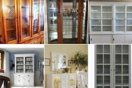 buffet cabinet with glass doors ideas on foter rh foter com black china cabinets with glass doors tall china cabinets with glass doors