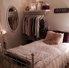 Clothes Hanger Wardrobe