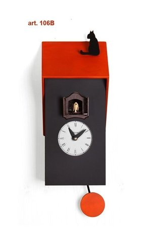 Contemporary cuckoo clock