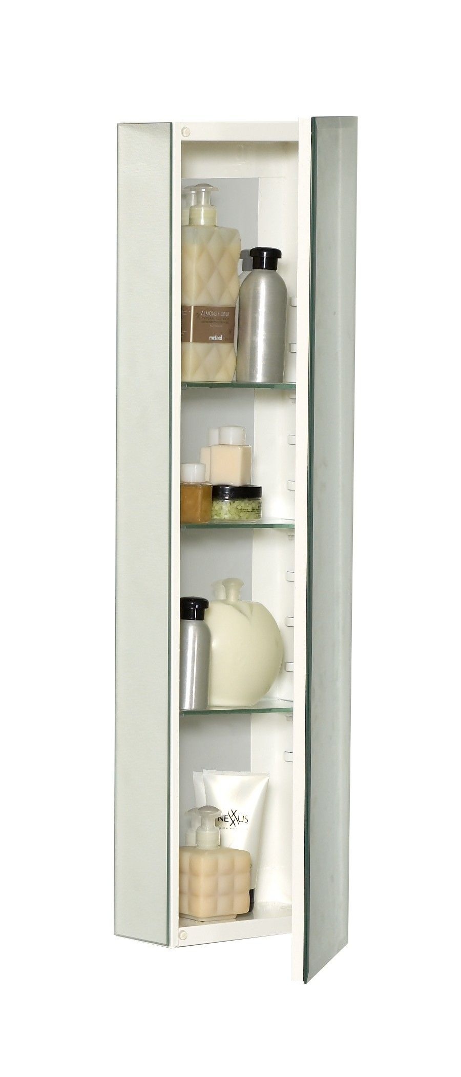 Genial Narrow Recessed Medicine Cabinet   Ideas On Foter