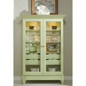Dining Room Glass Cabinets Victoria Green