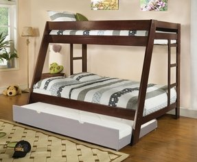 Discount bunk beds twin over full