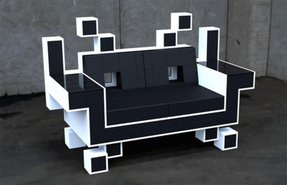 Game inspired furniture its the newest thing dont worry
