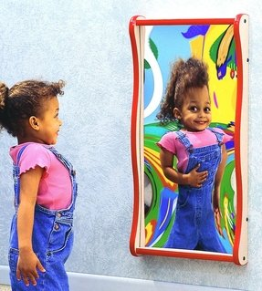 Kids room mirrors