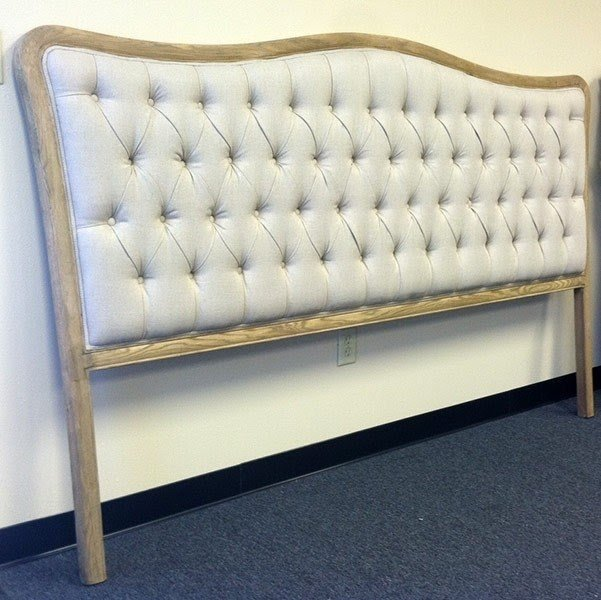 King Size Tufted Headboards   Ideas On Foter