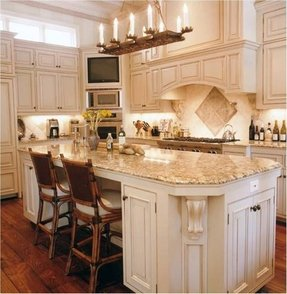 Best White Kitchen Island With Granite Top Ideas On Foter