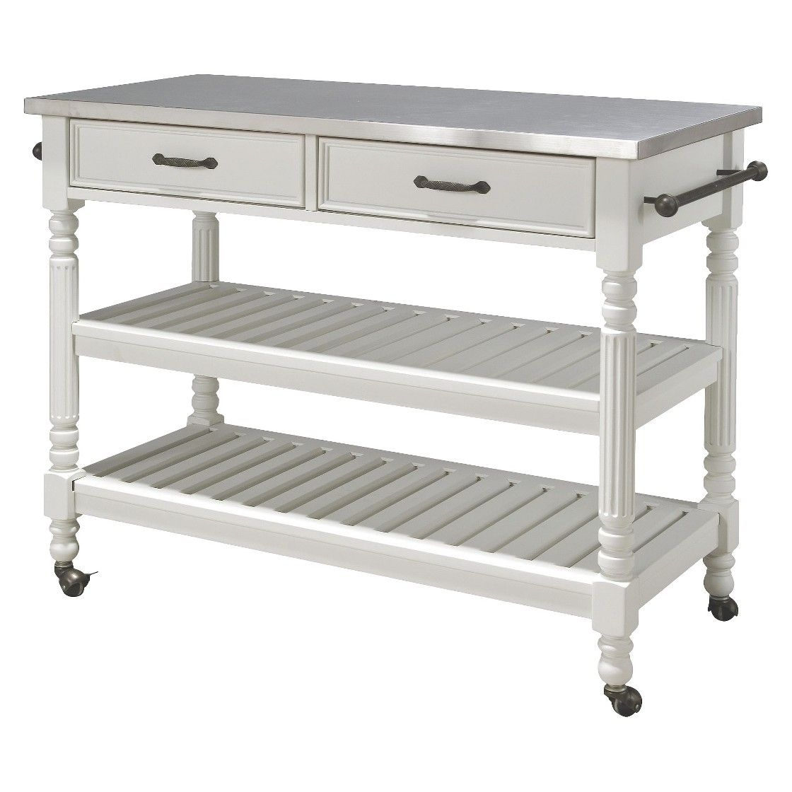 Kitchen Island With Stainless Steel Top Ideas On Foter