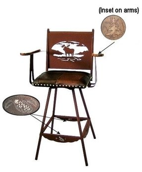 Moose Bar Stools Ideas On Foter