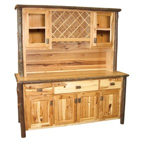 Rustic Sideboards And Buffets Ideas