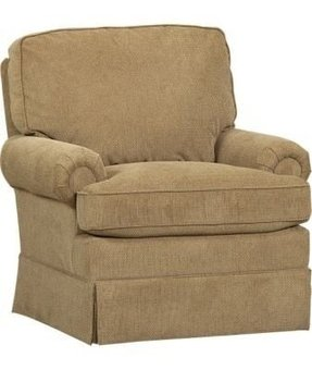 Swivel glider chair nursery 28