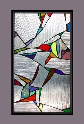 Tiffany window panel 15