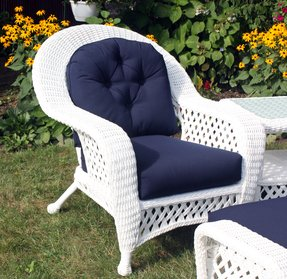 White Wicker Chairs Ideas On Foter
