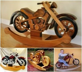 Wooden Rocking Toys - Ideas on Foter
