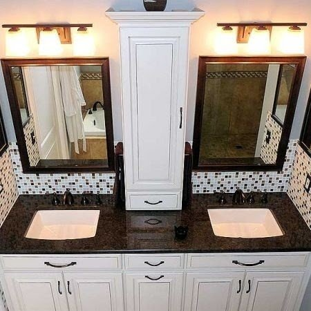 Ordinaire Bathroom Tower Cabinets