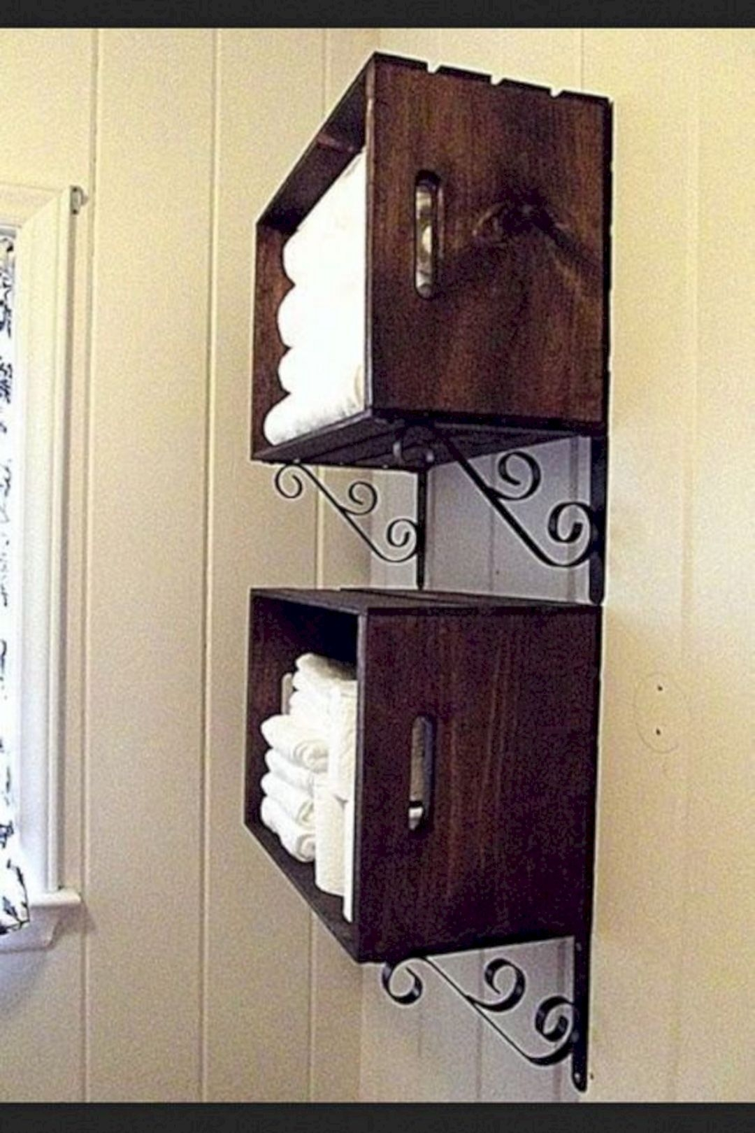 Bathroom Wall Mounted Shelves