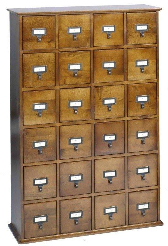 Cd Storage Furniture Wood