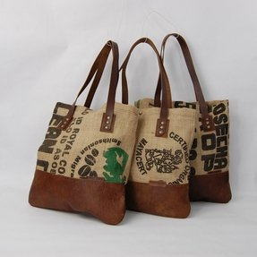 Coffee bean bags 1