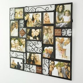 Large Family Collage Picture Frames Ideas On Foter