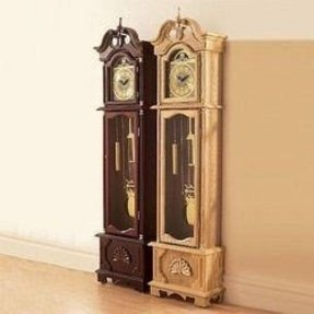 Daniel Dakota Grandfather Clock Foter