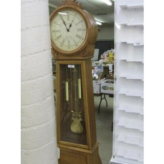 Daniel dakota grandfather clock 4