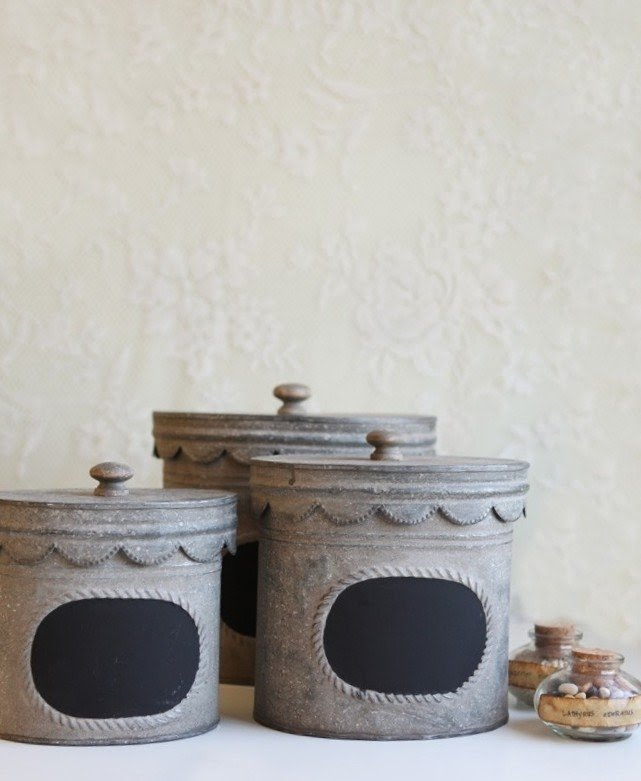 Decorative Kitchen Canisters Sets 1