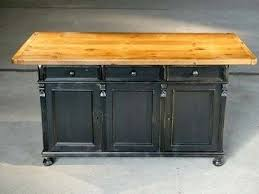 European Country Kitchen Island From Old Pine Traditional Kitchen Islands And Kitchen Carts Boston