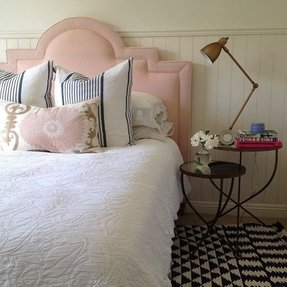 Girls upholstered headboard