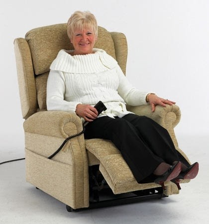 High Seat Chair For Elderly