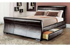 King size leather headboards 8