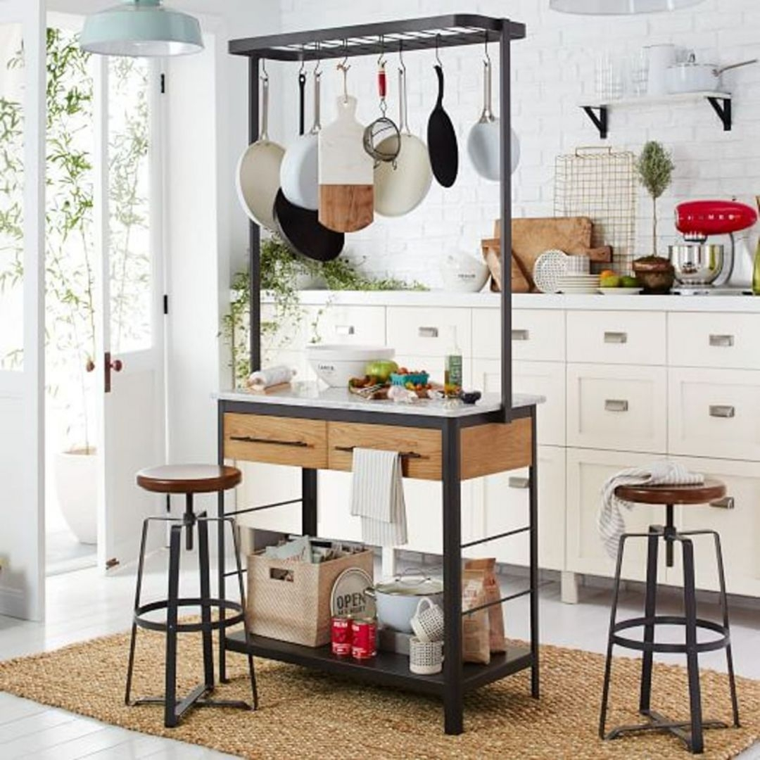 kitchen island pot rack ideas on foter rh foter com