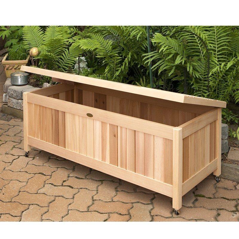 Outdoor Patio Cushion Storage 1