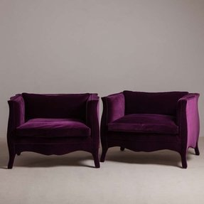 Purple Accent Chairs Foter