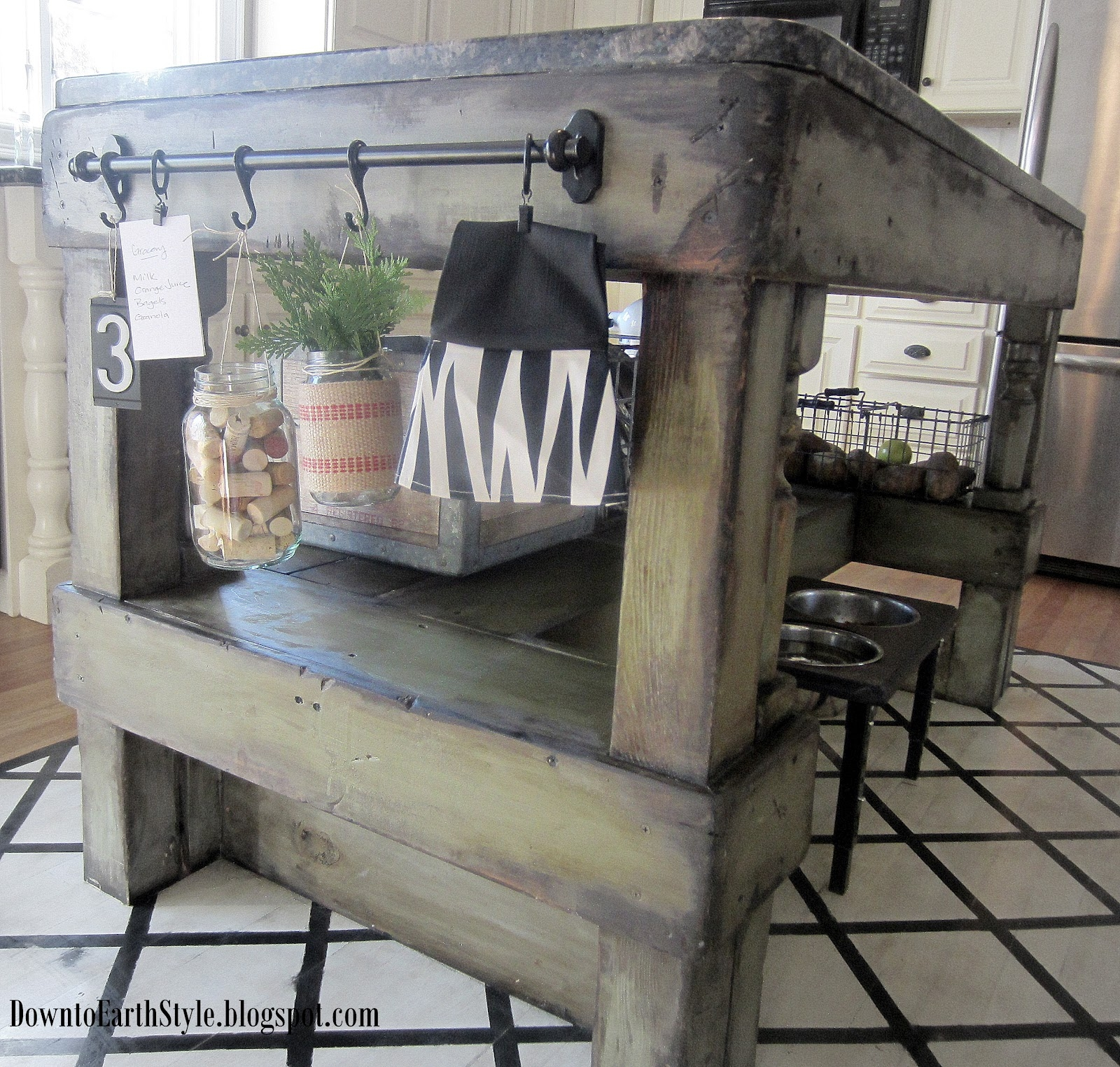 rustic kitchen islands and carts foter rh foter com rustic kitchen island table rustic kitchen island with pull out table