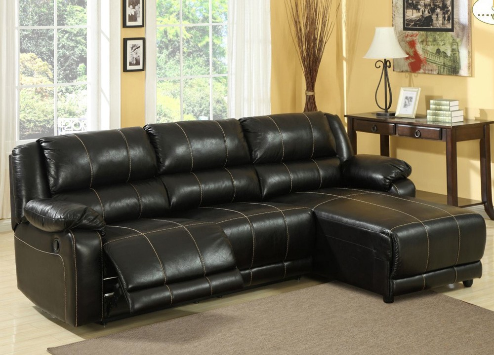 sectional sofa with recliner and chaise lounge X0GKQFLM