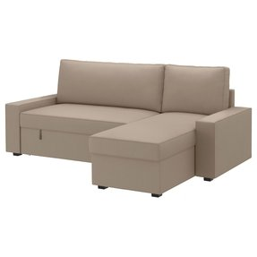 Small sofa with chaise 1