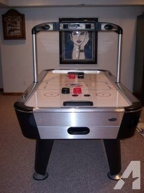 Air hockey scoreboard foter sportcraft air hockey table high end stainless for sale in greentooth Image collections