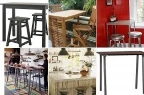 Tall Bar Table And Chairs Ideas On Foter