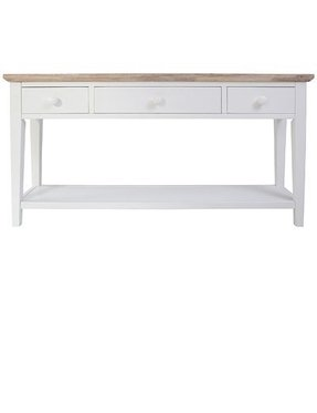 White Console Table With Drawers Ideas On Foter