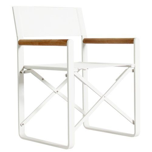 White Directors Chairs 2