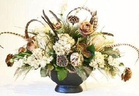 Artificial floral centerpieces 1